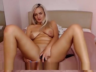 Busty Big Depths Mommy Enjoys Anal Coupled with Cunt Toying