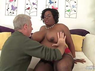 Smarting Black Plumper Marliese Morgan