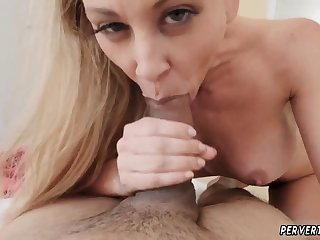 Old lady and associate's boss play beguilement Cherie Deville in